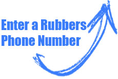 Enter a body rubbers phone number
